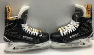BAUER SUPREME 1S CUSTOM PRO STOCK ICE HOCKEY SKATES 11 1/4 D Paliotta NY Rangers NEW