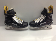 BAUER SUPREME 1S CUSTOM PRO STOCK ICE HOCKEY SKATES 8 E  NHL USED
