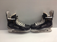 BAUER SUPREME MX3 CUSTOM PRO STOCK ICE HOCKEY SKATES 8.5 D  USED CUSTOM NHL