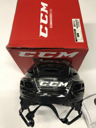 CCM RESISTANCE HOCKEY HELMET BLACK SMALL