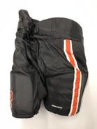 Bauer Custom Pro Stock Hockey Pants Black XL Princeton NCAA New