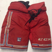 CCM HP45 Custom Pro Stock Hockey Pants Large New York