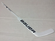 "Bauer Reactor 9000 Custom LH Pro Stock Goalie Stick 25"" Custom NCAA #27"