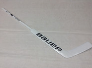"Bauer Reactor 9000 Custom LH Pro Stock Goalie Stick 26"" Custom NCAA #1"