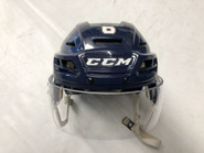 CCM RESISTANCE PRO STOCK HOCKEY HELMET NAVY SMALL THUNDERBIRDS #6