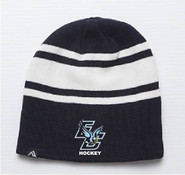 East Catholic Hockey Pacific Headwear Beanie Navy/White