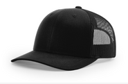 Easthampton Hockey Richardson 112 Truck Hat Black/black
