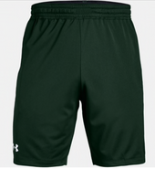 Green Wave Hockey Under Armour Pocketed Raid Short Adult Green