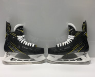 CCM SUPER TACKS CUSTOM PRO STOCK ICE HOCKEY SKATES 8 1/4 D
