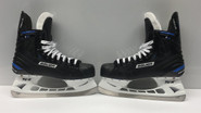 BAUER NEXUS 1N CUSTOM PRO STOCK ICE HOCKEY SKATES 10.5 D