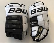 "Bauer Nexus 1N Custom Pro Stock Hockey Gloves 13"" Senior NEW PC NCAA"