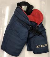 CCM HP45 Custom Pro Stock Hockey Pant Large Panthers Used #19