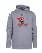 Western Mass Heat Under Armour Hustle Team Hoodie Youth