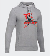 Western Mass Heat Under Armour Hustle Hooded Sweatshirt Womens