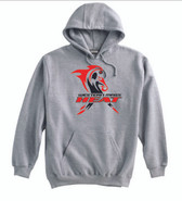 Western Mass Heat Pennant Super 10 Cotton Hoodie Adult