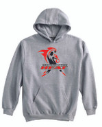 Western Mass Heat Pennant Super 10 Cotton Hoodie YOUTH