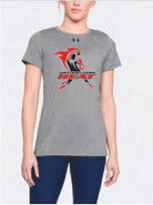 Western Mass Heat Under Armour Short Sleeve Locker Tee Womens