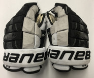 "Bauer Nexus 1N Custom Pro Stock Hockey Gloves 13"" Senior Used PC NCAA #6"