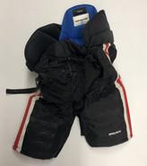 Bauer Custom Hockey Pants NORTHEASTERN HUSKIES Medium Pro Stock #10
