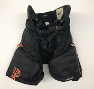 Bauer Custom Pro Stock Hockey Pants Black Small Princeton NCAA USED