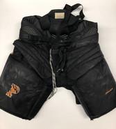 Bauer Pro Hockey Goalie Pants XL Pro Stock USED