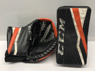 CCM Extreme Flex 3 Goalie Catcher and Blocker Pro Stock