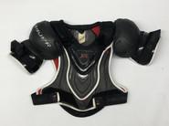 Bauer 1X Pro Sr Shoulder Pads Large Pro Stock Used