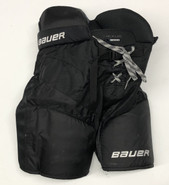 Bauer Nexus 8000 Hockey Pants Black Sr. Small Used