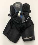 Bauer Nexus 8000 Hockey Pants Black Sr. Small Used 2