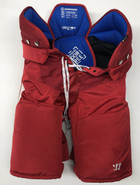 Warrior Covert QRL Custom Pro Hockey Pants Large Boston University Terriers Used #4