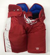 Warrior Covert QRL Custom Pro Hockey Pants Medium Boston University Terriers Used #22