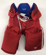 Warrior Covert QRL Custom Pro Hockey Pants Medium Boston University Terriers Used #8