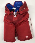 Warrior Covert QRL Custom Pro Hockey Pants Medium Boston University Terriers Used #10