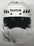 REEBOK 11K PRO STOCK HOCKEY HELMET WHITE MEDIUM BRAND NEW