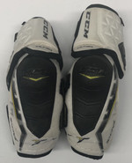 CCM Ultra Tacks Pro Sr Elbow Pads Pro Stock Used LARGE