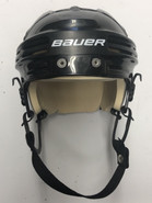 BAUER 4500 PRO STOCK HOCKEY HELMET BLACK SMALL