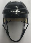 BAUER 4500 PRO STOCK HOCKEY HELMET BLACK MEDIUM BOSTON BRUINS NHL #3