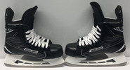 BAUER 1S CUSTOM PRO STOCK ICE HOCKEY SKATES 8 5/8 D LF 9 1/8 D RF