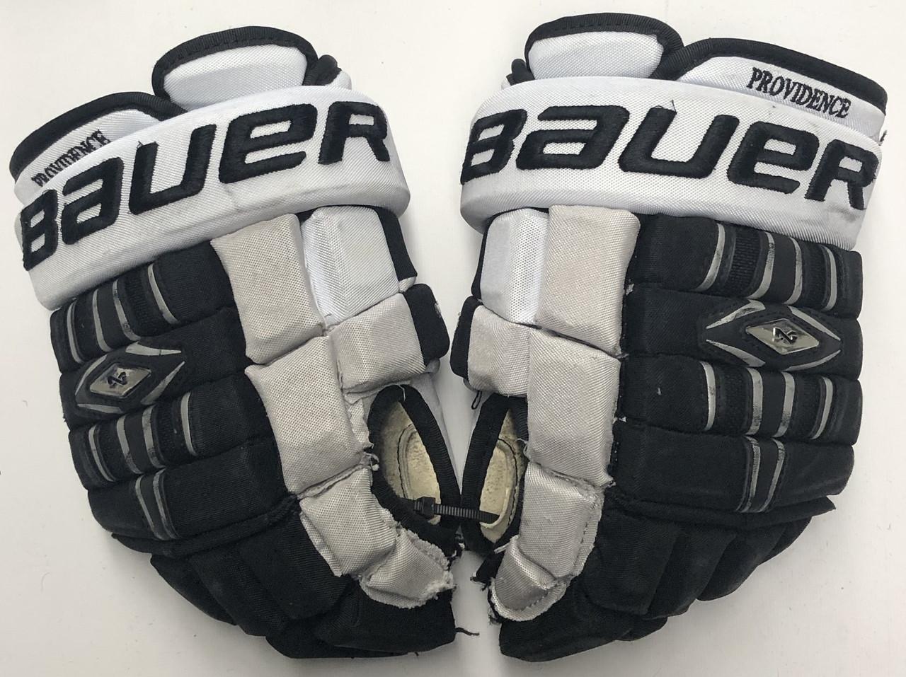 Bauer Nexus 1000 Pro Stock Custom Hockey Gloves 12