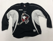 Reebok Edge Custom Pro Stock Hockey Practice Jersey Wilkes-Barre Scranton 58