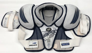 Bauer Vapor 10 Sr Shoulder Pads Large Used Boston University