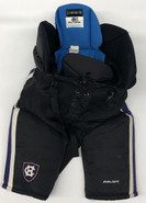 Bauer Nexus Pro Stock Hockey Pants Black LARGE+2/G+2 HOLY CROSS NCAA