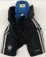 Bauer Nexus Pro Stock Hockey Pants Black MEDIUM HOLY CROSS