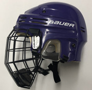 BAUER 4500 HOCKEY HELMET NCAA Medium