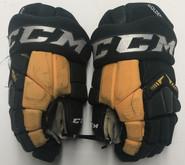 """CCM HGTKPP Pro Stock Custom Hockey Gloves 14"""" #9"""