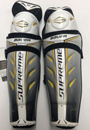 "Bauer Supreme Total One Pro Sr Shin Guards 16"" NEW"