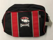 Charlotte Checkers Custom Pro Stock Toiletry Bag #34