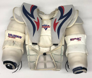 VAUGHN EPIC 8800 XL PRO STOCK GOALIE CHEST PROTECTOR NELL