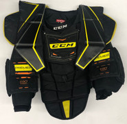 CCM PREMIER PRO STOCK XL GOALIE CHEST PROTECTOR