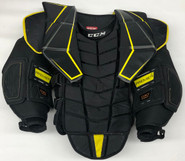 CCM PREMIER PRO STOCK XL GOALIE CHEST PROTECTOR D3O
